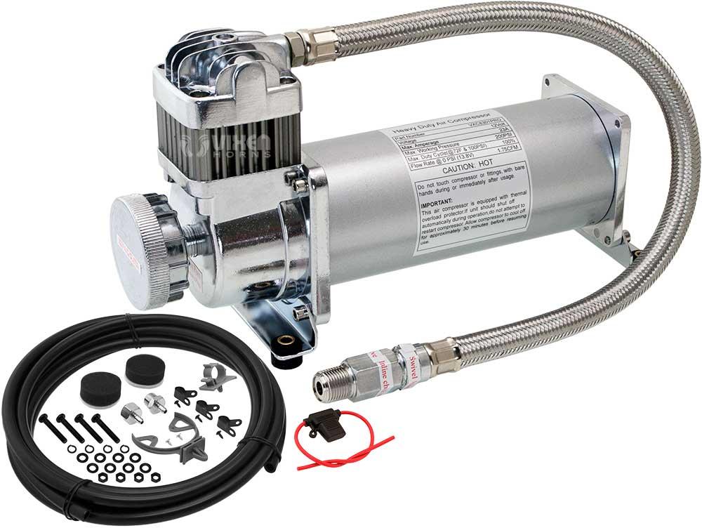 VIXEN HORNS VXC8301PRO 200 PSI AIR COMPRESSOR - Vixen Horns
